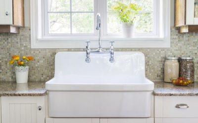 For the Love of Farmhouse Sinks