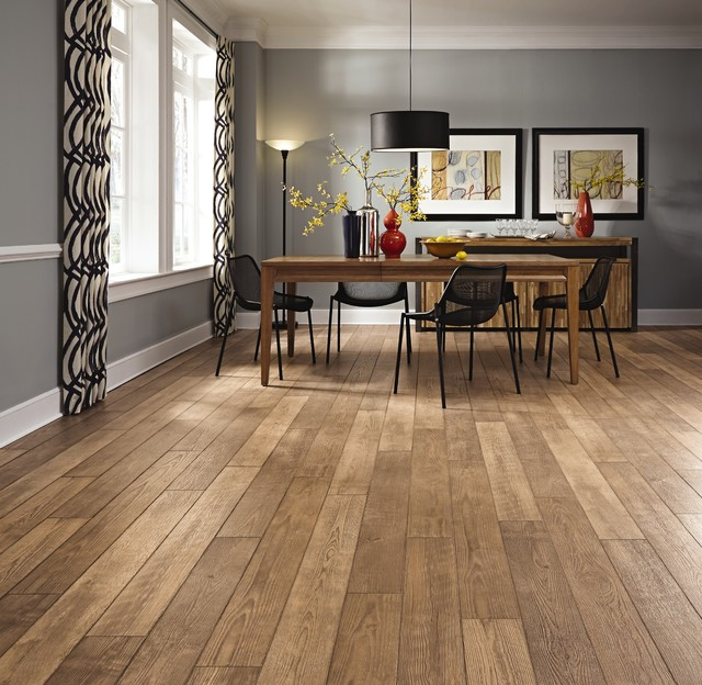Flooring Trends: A Step in a Modern Direction