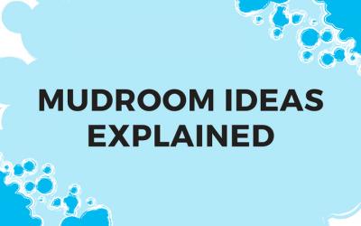 Mudroom Ideas